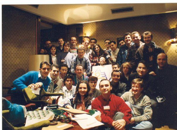 1993 grupo MADRID
