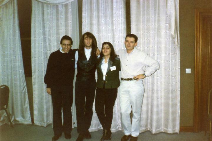 1994 congresistas VALLADOLID