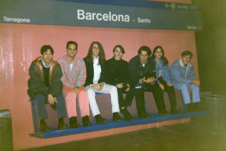 1995 congresistas BARCELONA