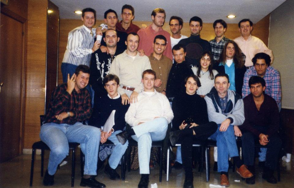1995 grupo BARCELONA