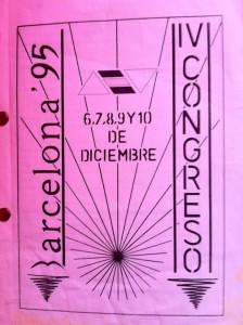 1995 logo BARCELONA