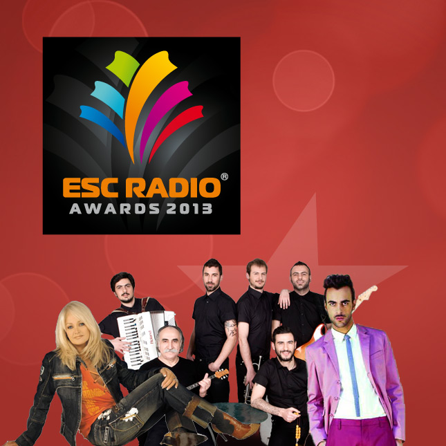 ESC Radio Awards 2013 Winners