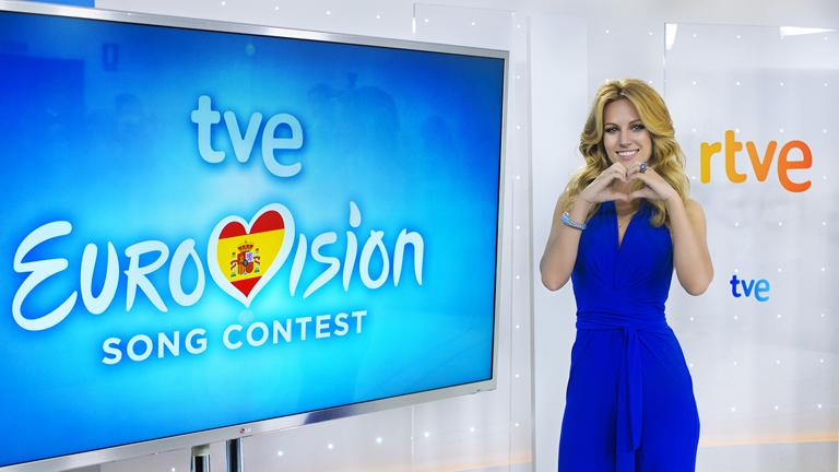 edurne_eurovision