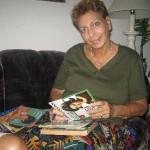 1963 Carmela Corren en la actualidad