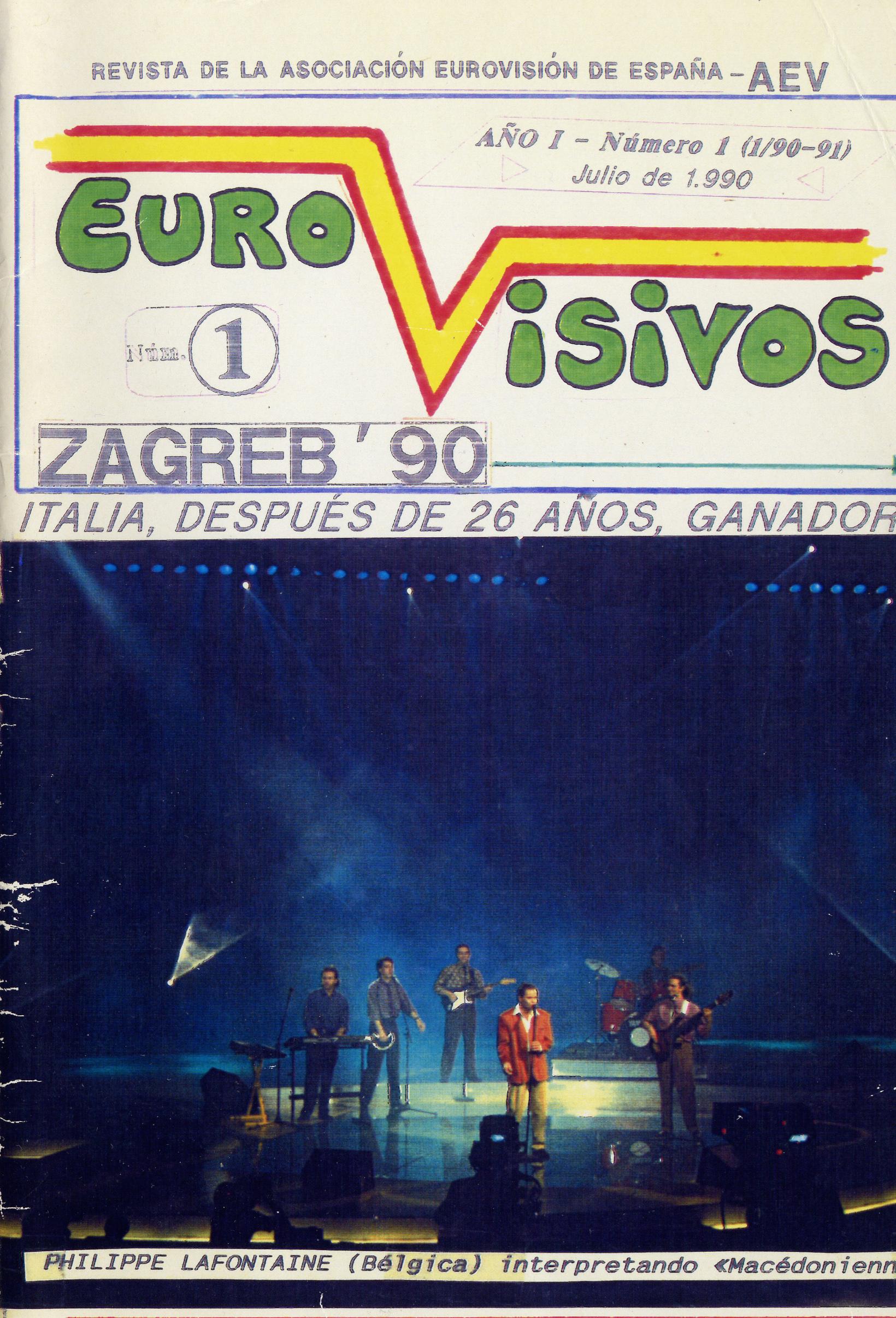 1990 eurovisivos