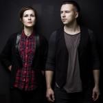 El dúo electronico MyRadiantU