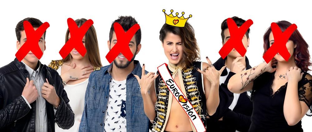 Objetivo Eurovisión 2016