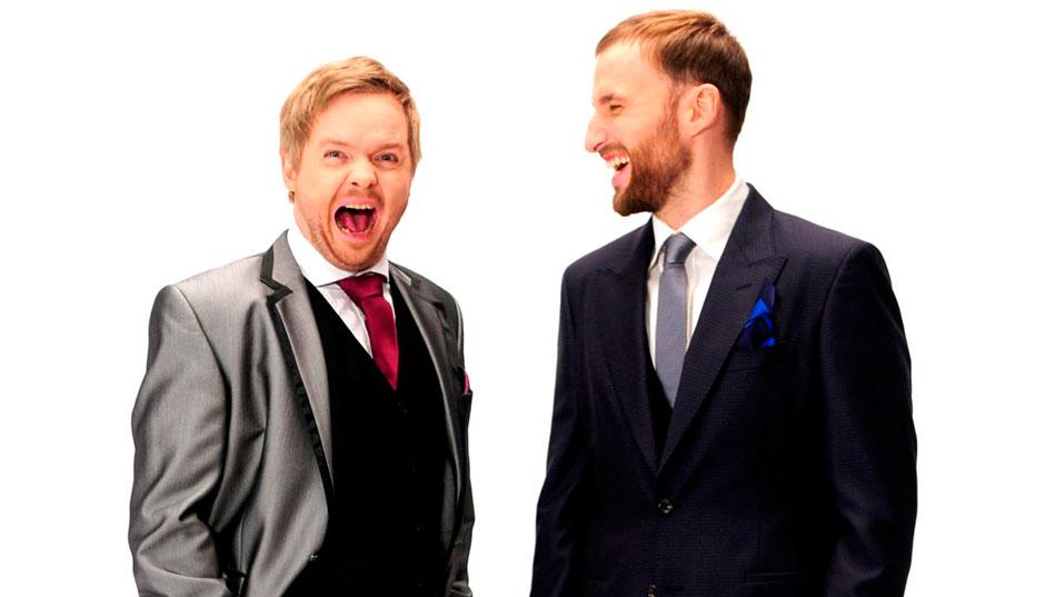 Presentadores del Eesti Laul 2016