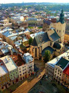 viaje a Ucrania Lviv